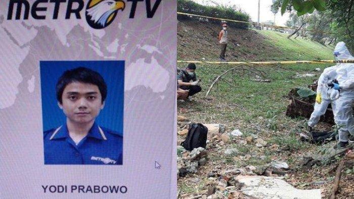 Tak Digubris Ibunda, Adik Editor Metro TV Sempat Ungkap Firasat Buruk: Aku Lihat Mas Yodi Buka Pintu