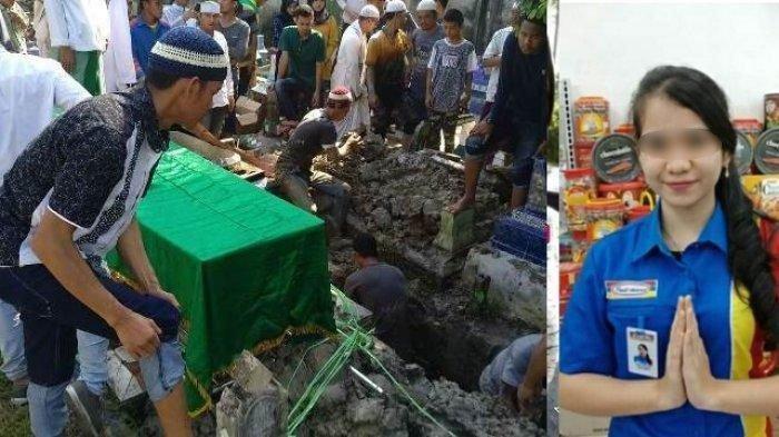 Fakta Terbaru Pembunuhan Kasir Indomaret Vera Oktaria, Pelaku Berniat Bakar Jasad Korban Tapi Gagal