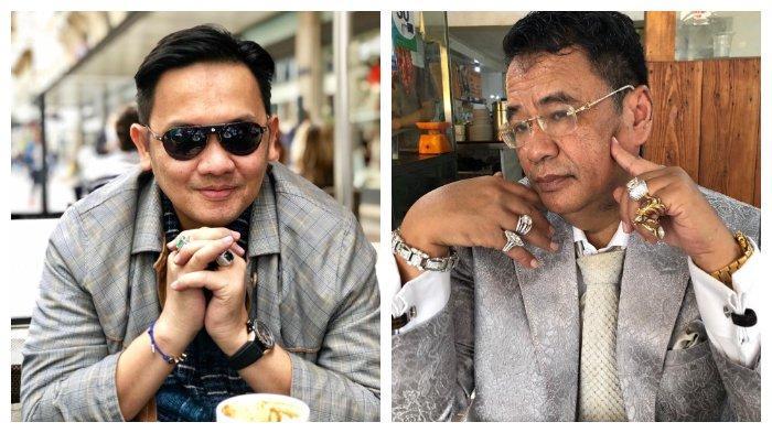 Farhat Abbas Tepis Cibiran Hotman Paris Pakai Baju Ratusan Ribu,Eks Nia Daniati Pamer Jas Rp 54 Juta