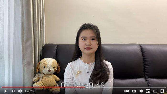 Felicia Tissue akhirnya buka suara, emosional saat rilis video klarifikasi masalahnya dengan Kaesang Pangarep