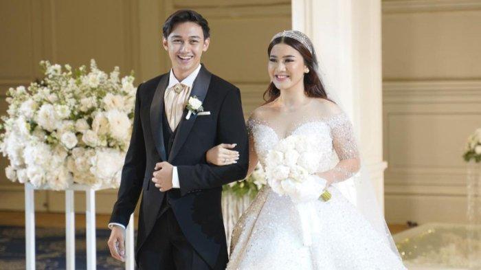 Felicya Angelista dan Caesar Hito menikah.