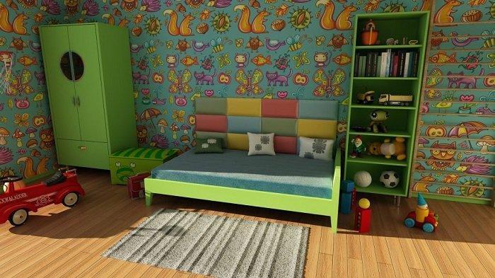 FENG SHUI Desain & Dekorasi Kamar Anak-anak, Pastikan Ada Area Belajar Agar Bisa Berkembang
