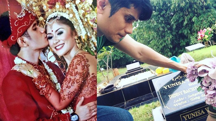 Kenangan Ferdi Ali bersama mendiang istri pertama