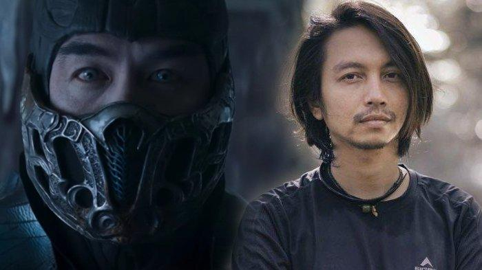 Trending Film Mortal Kombat Rilis Trailer, Fiersa Besari Bangga Joe Taslim Perankan Sub-Zero