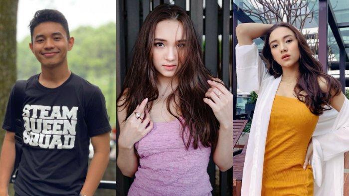 Tak Kalah Cantik dari Dayana, 7 Pesona Danie Groves Cewek Thailand Kenalan Fiki Naki di Ome TV