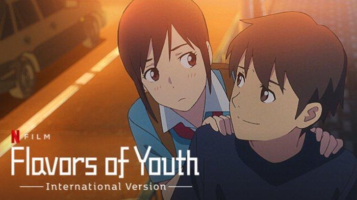 5 Rekomendasi Film Anime Menarik yang Tayang di Netflix, dari yang Klasik hingga Terbaru