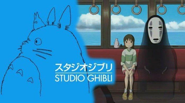 5 Film Anime Ghibli yang Populer Sepanjang Masa, Ada Spirited Away hingga Princess Mononoke