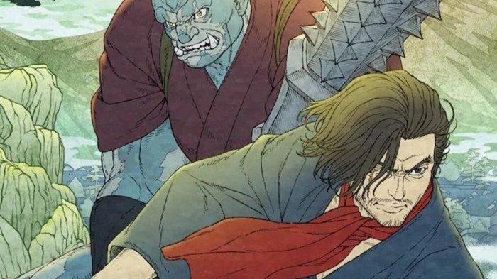 Film anime Netflix, Bright: Samurai Soul.