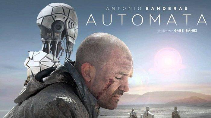 Sinopsis Film Automata Bioskop Trans TV Malam Ini 23.30 WIB, Antonio Banderas dan Robot Masa Depan