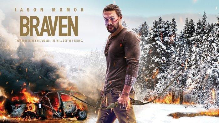 Film Braven, dibintangi Jason Momoa, tayang malam ini di Bioskop Trans TV.