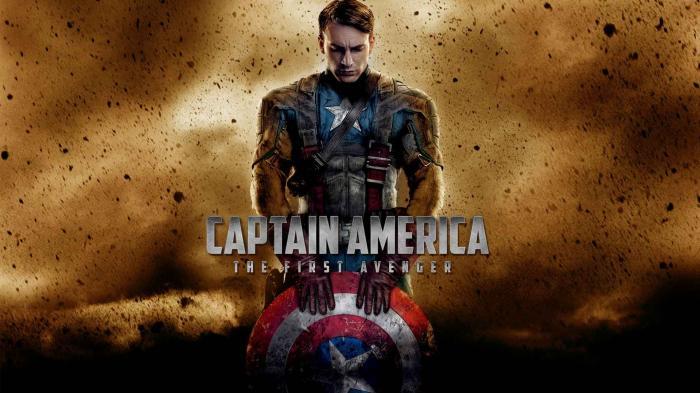 Sinopsis Film Captain America: The First Avenger Hari Ini Senin 4 Maret 2019 GTV 21.00 WIB, Seru!