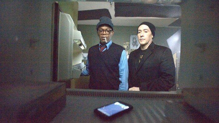 Film Cell dibintangi Samuel L Jackson.