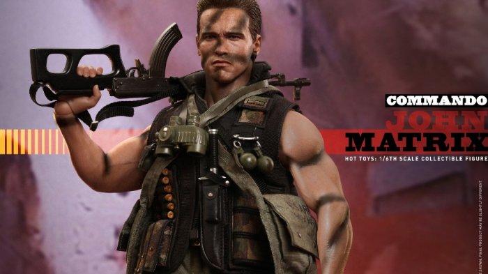 Sinopsis Commando, Aksi Seru Arnold Schwarzenegger Sebagai John Matrix, 19 Agustus di RCTI