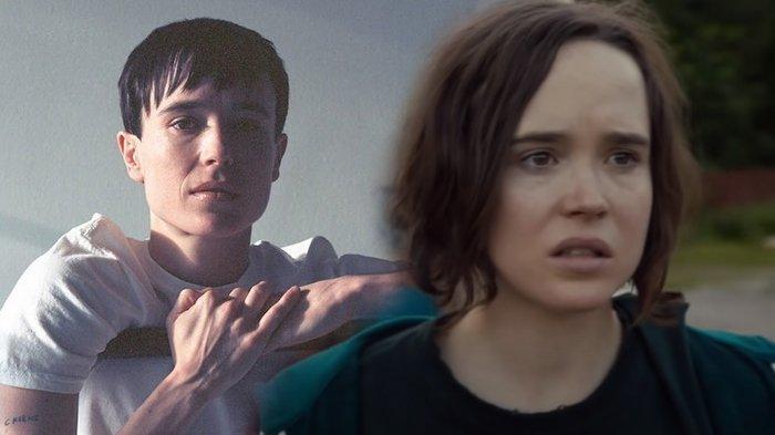 Deretan Film yang Dibintangi Elliot Page sebelum Transgender Jadi Pria, X-Men hingga Inception