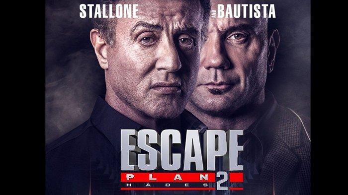 Film Escape Plan 2: Hades, tayang malam ini di Bioskop Trans TV.