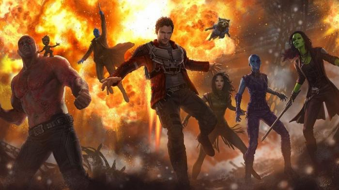 Anggota Guardians of the Galaxy