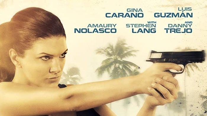Film In The Blood dibintangi Gina Carano.
