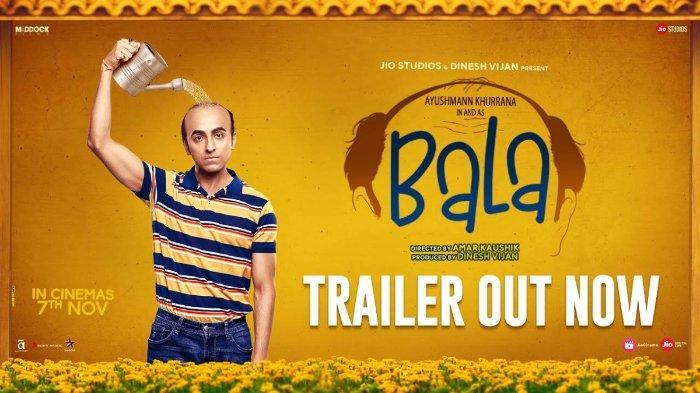 Sinopsis Trailer Film Komedi India Bala Tayang November 2019 Halaman 2 Tribunstyle Com