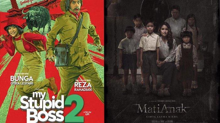 Daftar 10 Film Indonesia yang Rilis Maret 2019, Ada Sinopsis, Jadwal Tayang, Pemain & Trailernya!