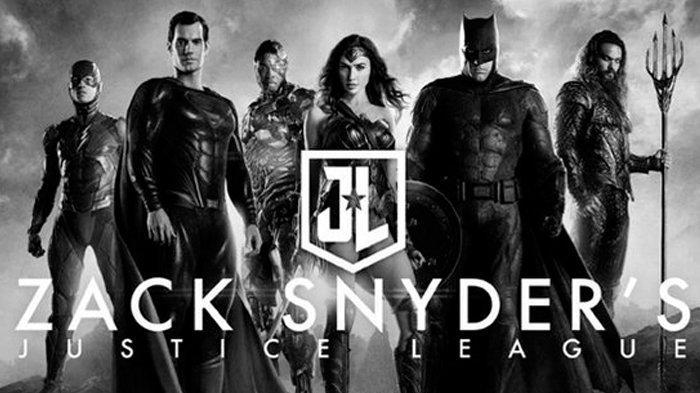 Sudah Rilis, Ini 5 Fakta Menarik Film Justice League Snyder's Cut, Sajikan Sensasi yang Berbeda