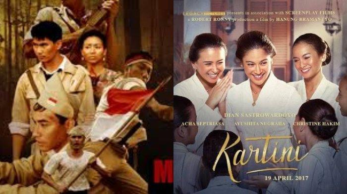 5 Film Bertema Nasionalisme untuk Sambut Hari Kemerdekaan Indonesia 17 Agustus: Kartini, Merah Putih