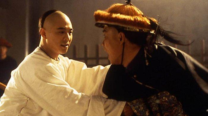 Film Last Hero in China.