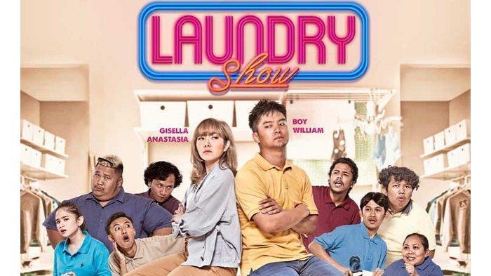 Telah Tayang di Bioskop, Ini Sinopsis Film Laundry Show, Lengkap dengan Pemeran & Trailernya!