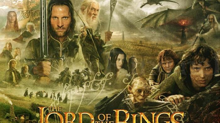 Film Lord of The Rings