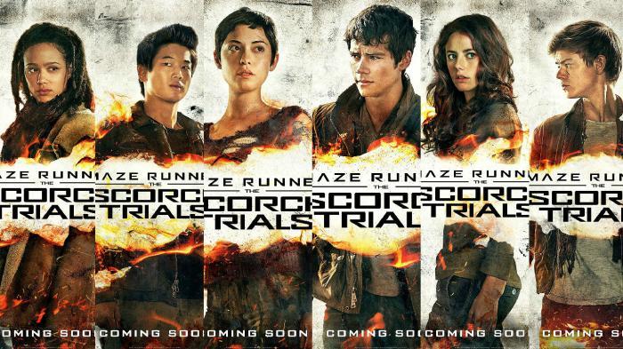 Film Maze Runner: The Scorch Trials