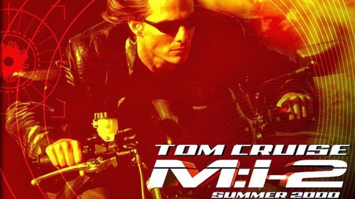 Sinopsis Film Mission: Impossible II, Ethan Hunt Cegah Virus Berbahaya Tersebar, Saksikan Malam Ini
