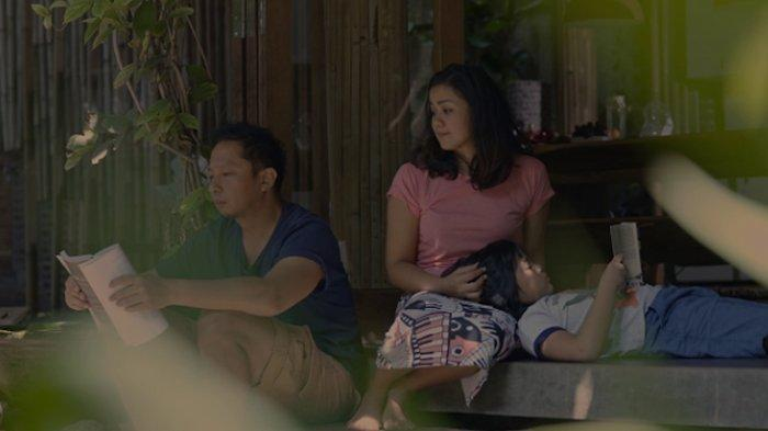 Bikin Nangis, Yura Yunita Rilis Film Pendek untuk Lagu 'Tenang', Dibintangi Ringgo dan Nirina Zubir