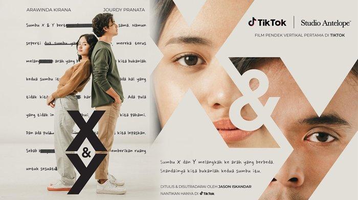 Menyambut Hari Film Nasional, TikTok Indonesia Rilis Film Pendek Vertikal Pertama Berjudul 'X&Y'