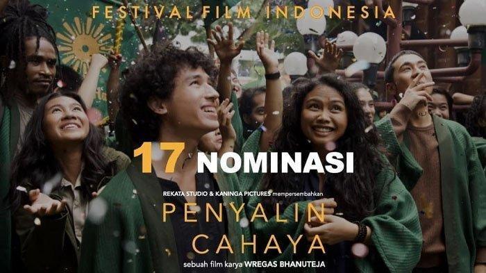 Top 3 Film yang Mendominasi FFI 2021, 'Penyalin Cahaya' Paling Banyak Masuk Nominasi