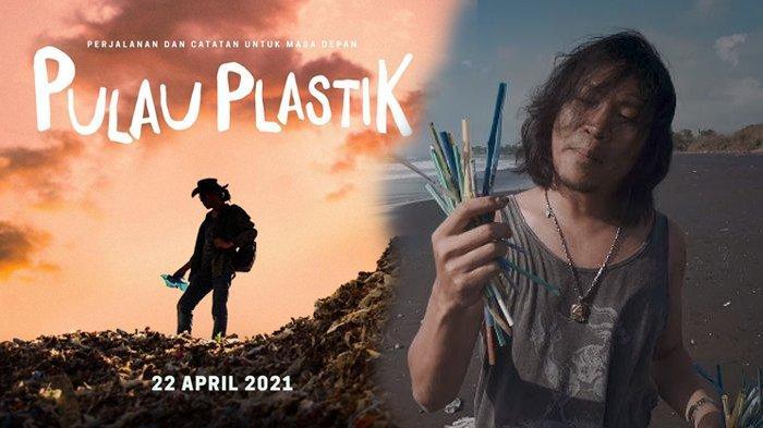 Angkat Isu Sampah, Film Dokumenter Pulau Plastik Tayang di Bioskop 22 April 2021, Simak Trailer-nya