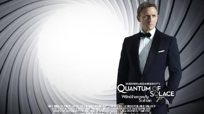 Film Quantum of Solace