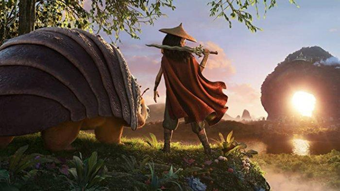 Film Raya and the Last Dragon.