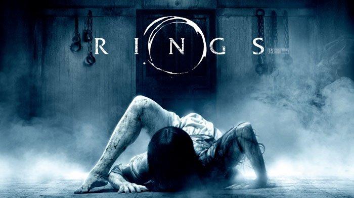 Poster film Rings, tayang malam ini di Bioskop Trans TV.