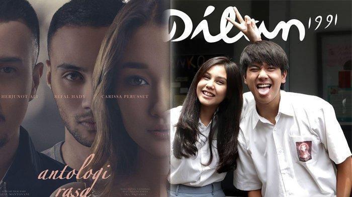 Sambut Hari Valentine 2019, Ini Daftar Film Romantis Indonesia yang Tayang di Bioskop & Sinopsisnya!