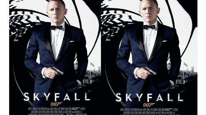 Film Skyfall 2012