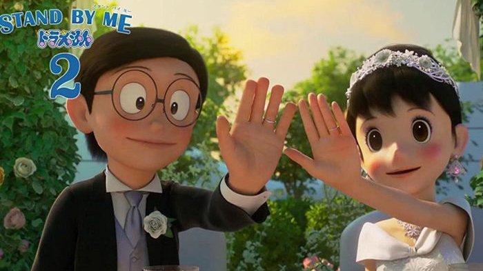 Film Stand By Me Doraemon 2 Tayang Mulai Hari Ini di CGV dan XXI, Hajatan Nobita dan Shizuka
