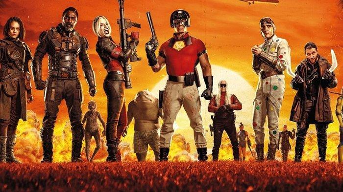 Film The Suicide Squad Garapan James Gunn Resmi Memiliki Rating R, Banyak Adegan Kejam dan Sadis