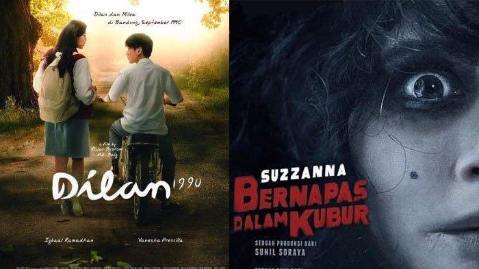 Daftar 10 Film Indonesia Terlaris Sepanjang Tahun 2018, Ada yang Mencapai Untung Ratusan Miliar!