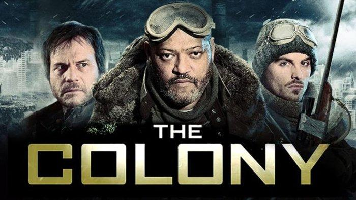 Poster film The Colony.