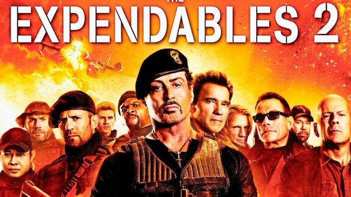 Film The Expendables 2.