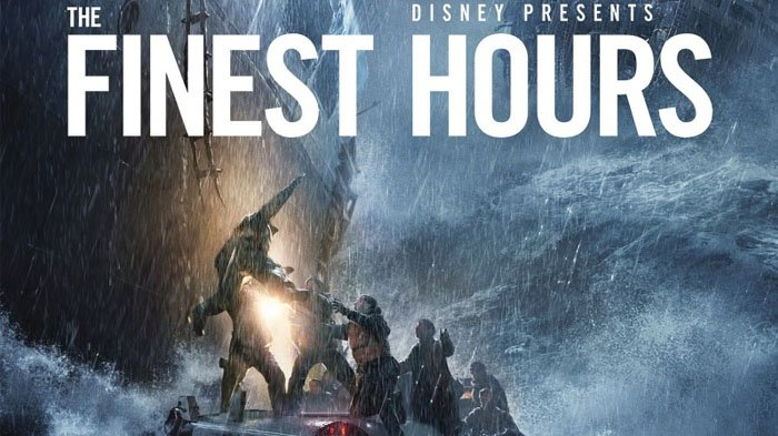 Sinopsis Film The Finest Hours Kisah Nyata Penyelamatan Luar Biasa Di Tengah Samudera Malam Ini Tribunstyle Com
