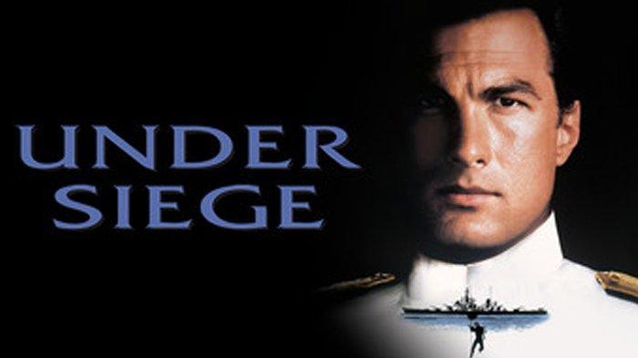 Sinopsis Film Under Siege Bioskop Trans TV Malam Ini 22.00 WIB, Dibintangi Steven Seagal