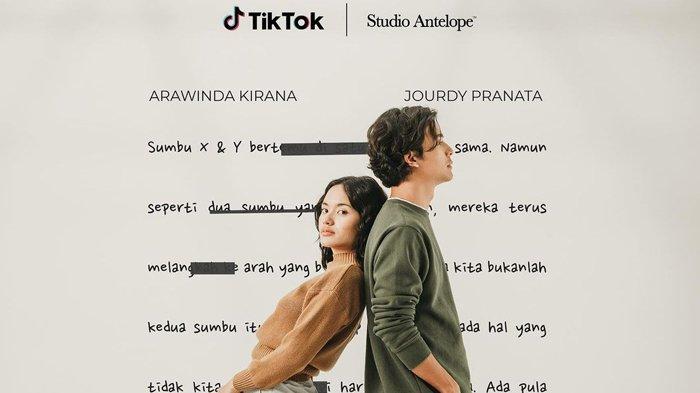 Film Vertikal TikTok 'X&Y' Mulai Tayang, Saksikan Penampilan Arawinda Kirana dan Jourdy Pranata
