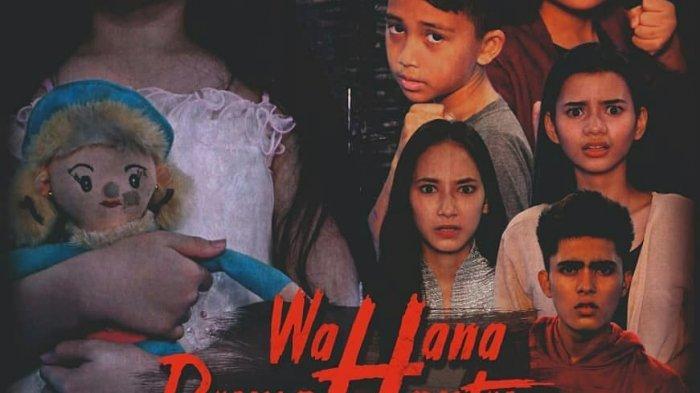 Tayang Besok, Ini Sinopsis Film Wahana Rumah Hantu, Horor yang Dipadukan dengan Romance & Komedi