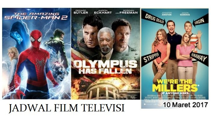 Jadwal Film TV Hari Ini - Nonton Televisi Jadi Seru Karena Ada Sinema Hollywood Papan Atas!