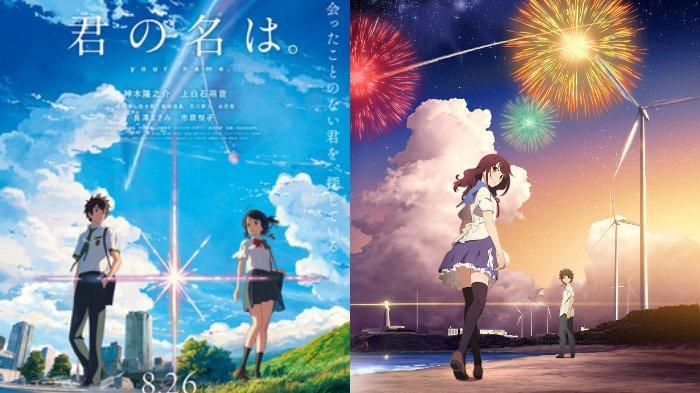 Tak Kalah Romantis, 5 Anime Ini Bisa Jadi Alternatif Bagi Para Pecinta Kimi no Na wa
